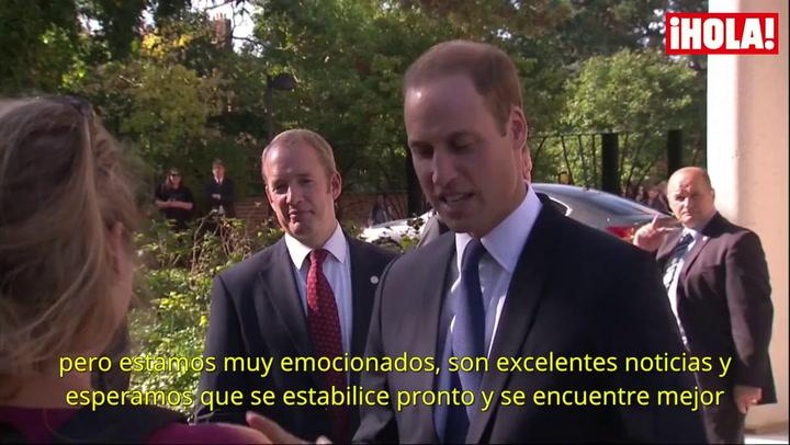 El príncipe Harry, feliz ante la llegada de un nuevo sobrino: \'Con suerte será una niña y mi hermano lo pasará aún peor que con George\'
