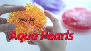 Aqua Pearls (Round)
