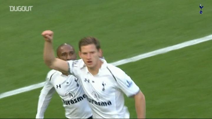 Spurs edge five goal thriller at Old Trafford