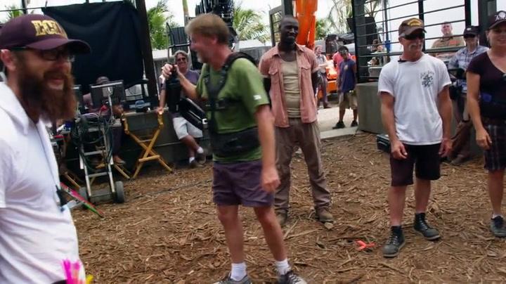 Chris Pratt Super Stunts