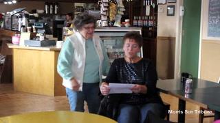 Pay it Forward Stevens County recognizes Bonnie Howe