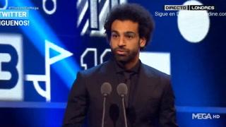Mohamed Salah obtiene el Puskás al mejor gol del año