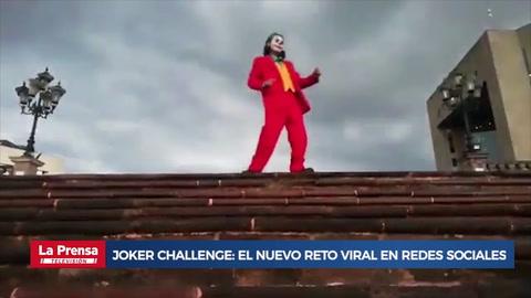 Joker Challenge: El nuevo reto viral en redes sociales