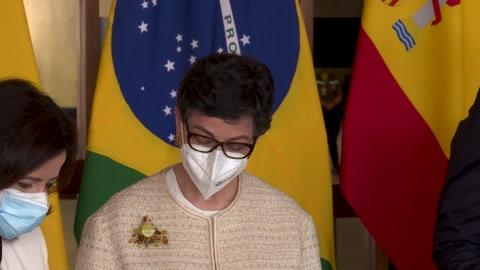 España pide a Brasil