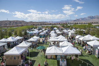 Downtown Summerlin hosts its annual Festival of Arts