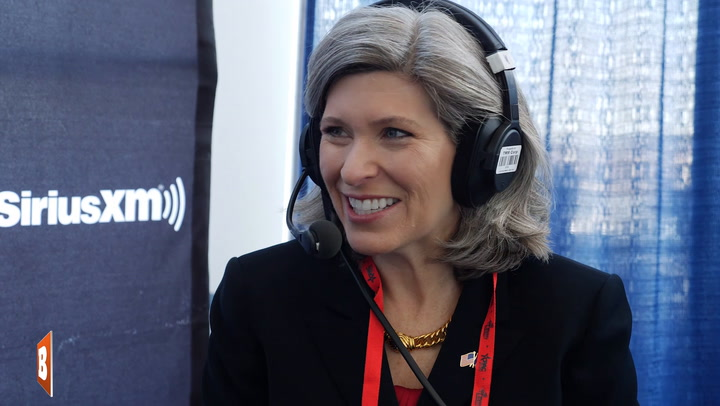Joni Ernst Talks 2020 Election, Socialism, Pro-Life Legislations