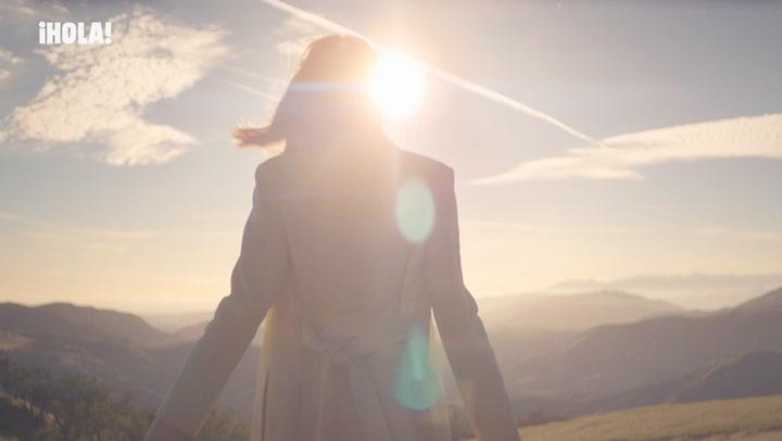 Emma Stone, protagonista de la campaña del nuevo perfume de Louis Vuitton
