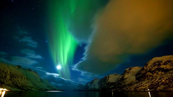 Se nordlys-bonanzaen over Tromsø