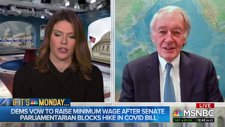 Sen. Markey: Dems 'Will Reach a Point Where We Will Have the Votes to Repeal the Filibuster'