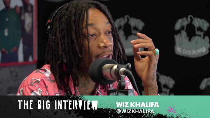 Wiz Talks Whos The Best Smoker