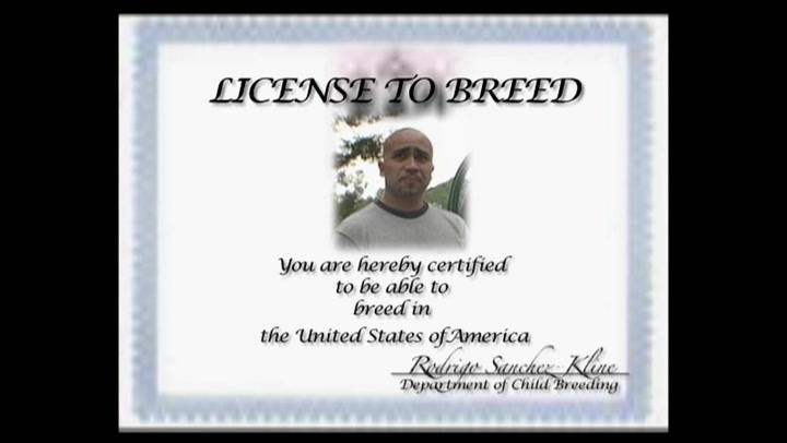License to Breed