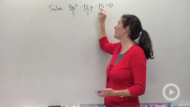 Completing the Square - Problem 2