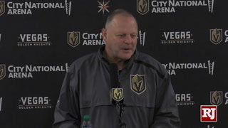 Gerard Gallant Talks About Trade Deadline – VIDEO