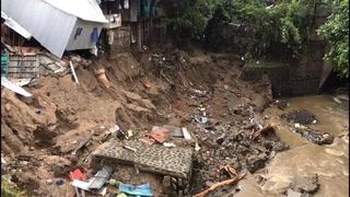 Tormenta Amanda deja destrucción y muerte en El Salvador, Guatemala y Honduras