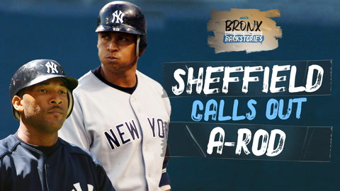 Bronx Backstories: Why Gary Sheffield called out slumping A-Rod in 2004