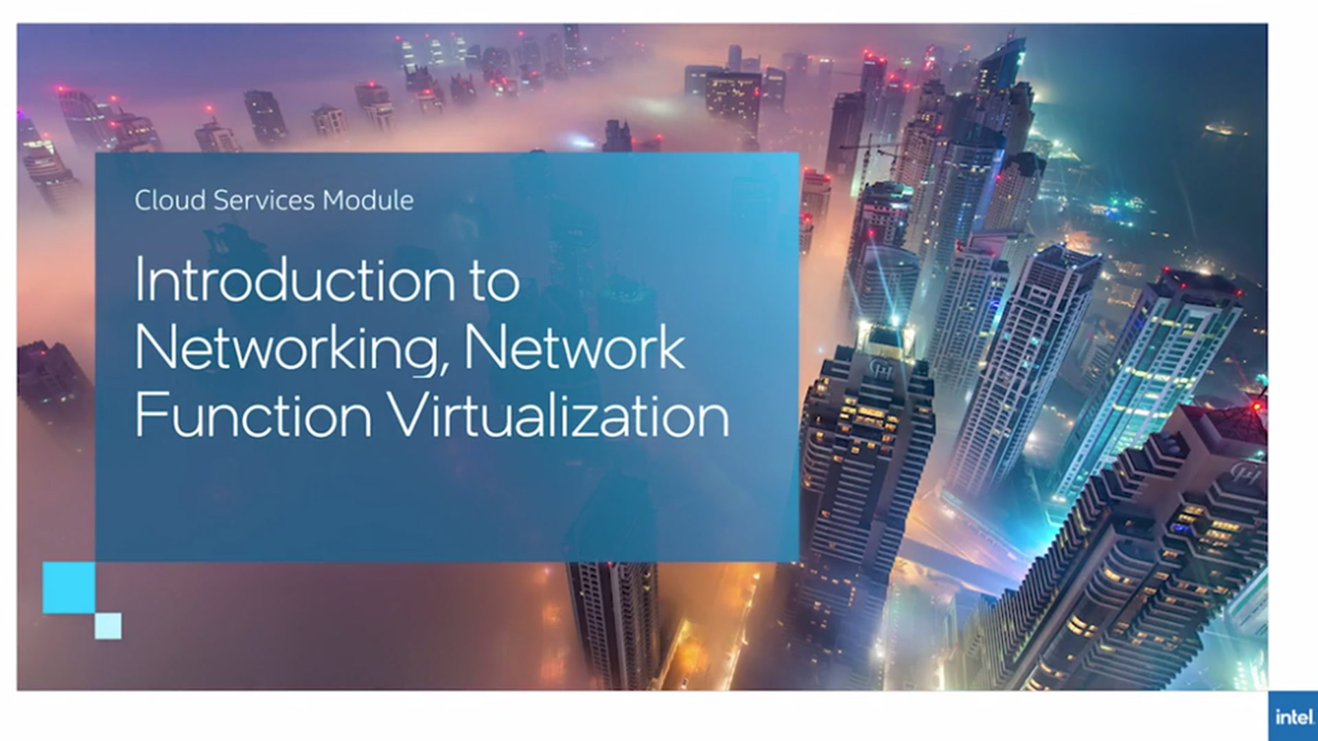 Chapter 1: Cloud Networking – Network Functions Virtualization