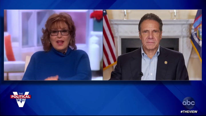 Gov Cuomo: I'm Holding Trump 'Responsible for Every' Coronavirus Death In This Country