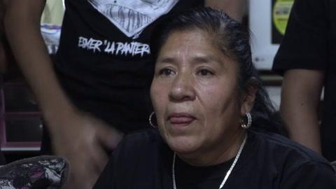 Orgullo para la familia de boxeadora mexicana Esmeralda Falcón pese a derrota en Tokio-2020