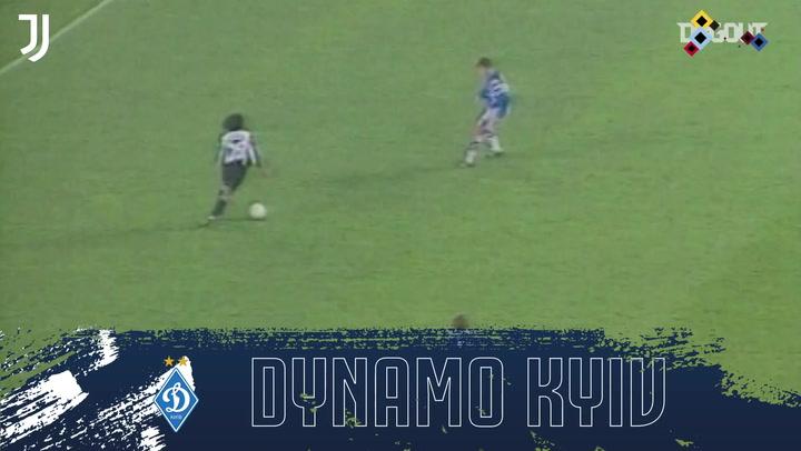 أفضل أهداف يوفنتوس أمام دينامو كييف