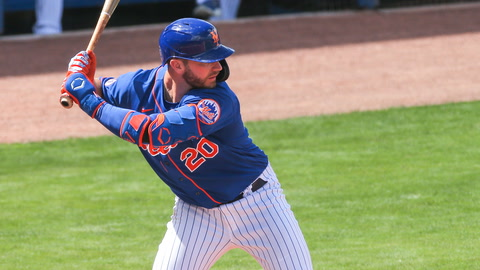 Why it's important to keep an eye on Pete Alonso's spring numbers