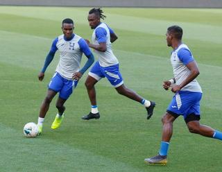 Copa Oro: La Selección de Honduras alista varios cambios para vencer a El Salvador