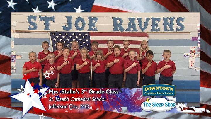 St. Joesph Catholic - Mrs. Stallo - 3rd Grade