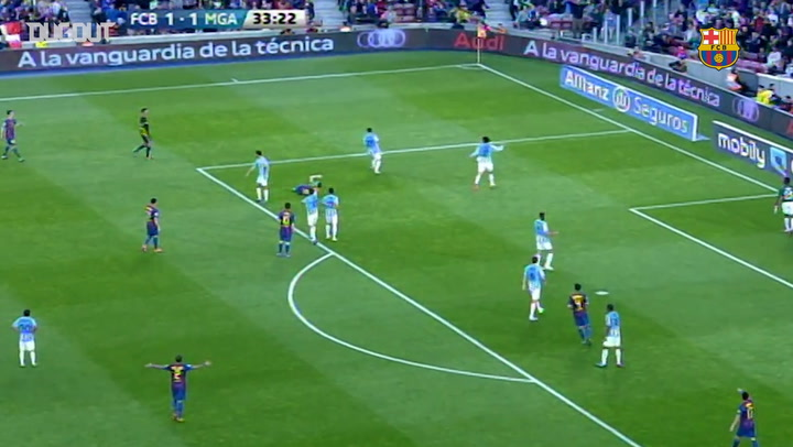 Hat-Trick Heroes: Leo Messi Vs Malaga