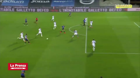 Atalanta 6-2 Brescia (Serie A)