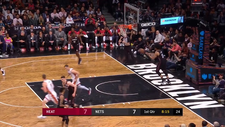Dwyane Wade se despide de la NBA con un triple doble
