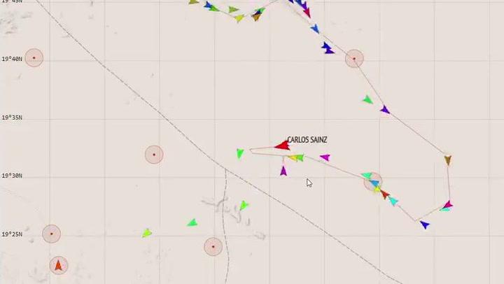 Carlos Sainz pierde media hora en la etapa 3 del Dakar por un error en la navegación