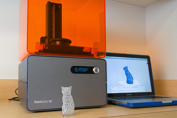 Formlabs Form 1+ SLA 3D Printer Review | Digital Trends