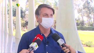 Jair Bolsonaro, presidente de Brasil,  dio positivo al nuevo coronavirus