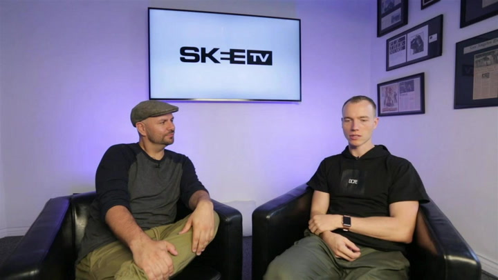 DJ Skee On Where His Love for Music Came From