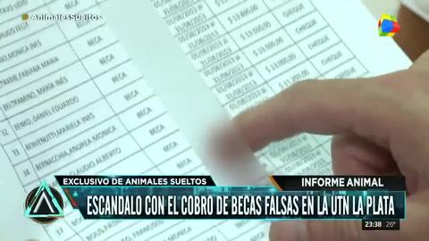 Escándalo con el cobro de becas falsas en la UTN La Plata