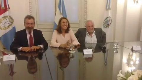 La Municipalidad de Rosario rindió homenaje a La Capital en su 150º aniversario
