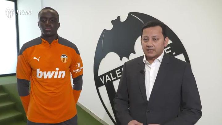 Anil Murthy y el Valencia van a ir hasta el final en apoyo de su jugador y contra el racismo