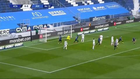 Atalanta 1-0 Juventus (Serie A)