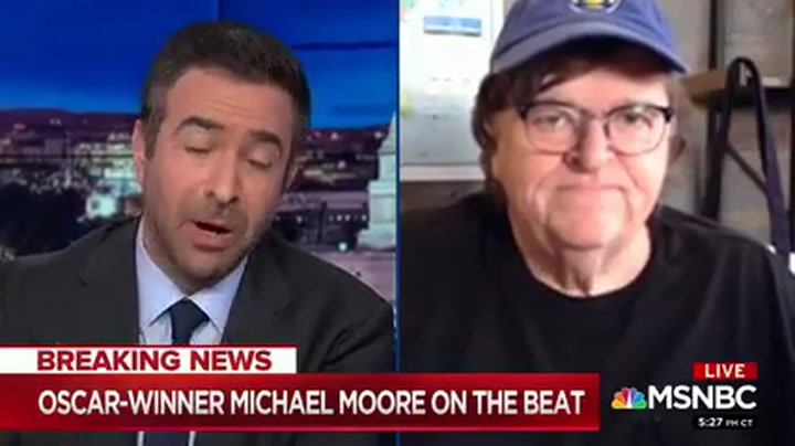 Michael Moore: Trump Trying to Rig 2020 -- We Must Fight 'Tooth ...