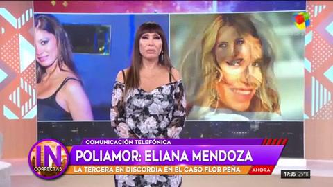 Eliana Mendoza: Sigo con Ramiro y estamos muy enamorados