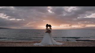 Alyx + Denise | Wailea-Makena, Hawaii | Hotel Wailea
