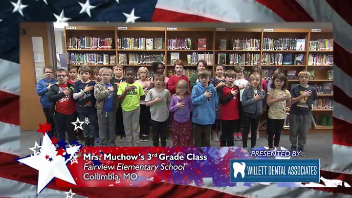 Fairview Elementary School - Mrs. Muchow - 3rd Grade