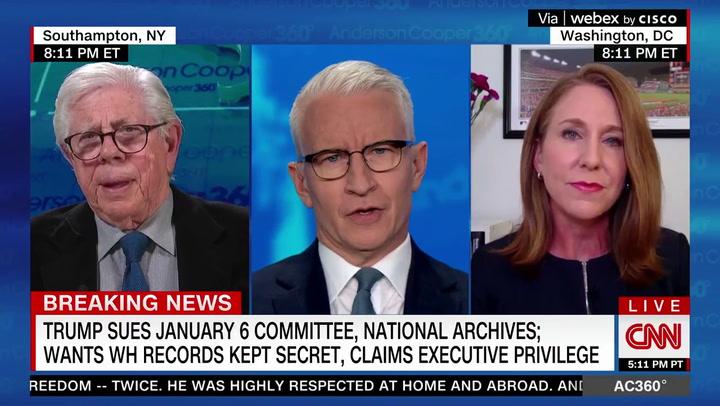 Bernstein: Trump Is a 'Rogue Criminal President' Perpetuating the Lie He Won 2020
