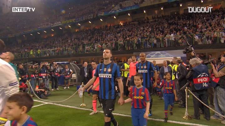 European Nights: Inter 3-1 Barcelona