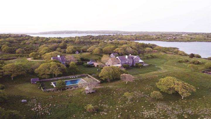 Video: Kennedy Family Lists Jackie O.'s Sprawling Island Retreat for $65 Million