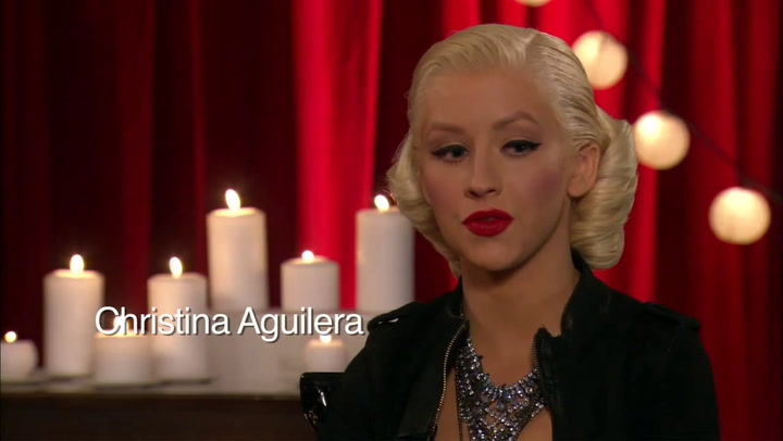 On The Record Exclusive : Christina Aguilera - Part 3