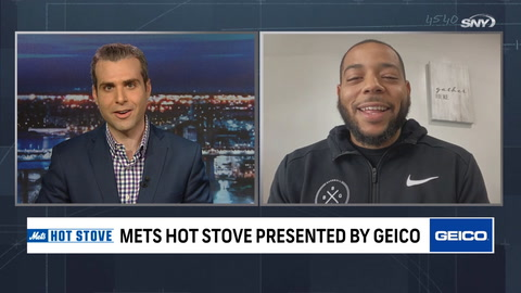 Mets Hot Stove: Dom Smith recalls his 2019 pinch-hit HR off of newly signed Mets reliever Trevor May