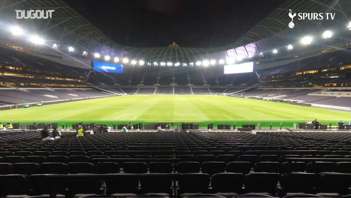 Tottenham Hotspur Stadium from Premier League to NFL