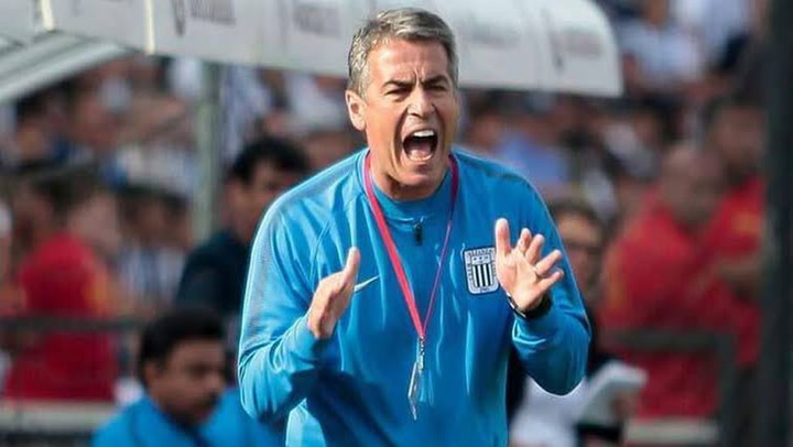 Alianza Lima: Pablo Bengoecha se siente parte del descenso
