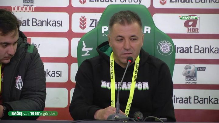 Musa Öztürk Erzurumspor Maçı Sonrası Açıklamalarda Bulundu