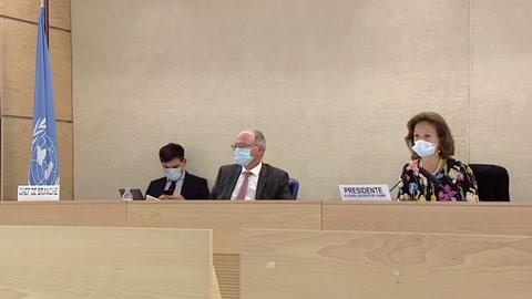 EEUU buscará una banca en el Consejo de Derechos Humanos de la ONU